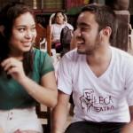benja y novia